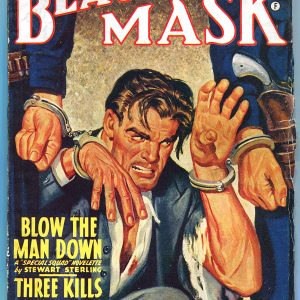 Black Mask Magazine (July 1942)