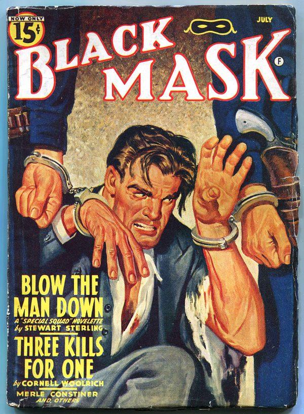 Black Mask Magazine (July 1942)