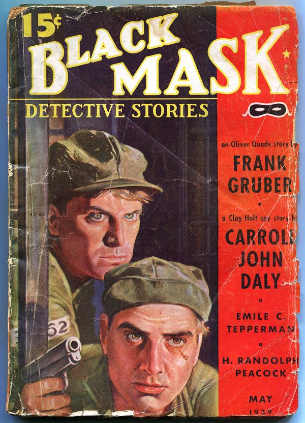 Black Mask Magazine (May 1939)